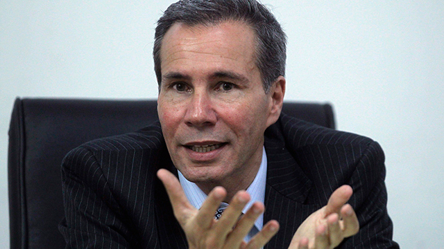 Dr. Alberto Nisman. (Photo: Reuters) (Photo: Reuters)