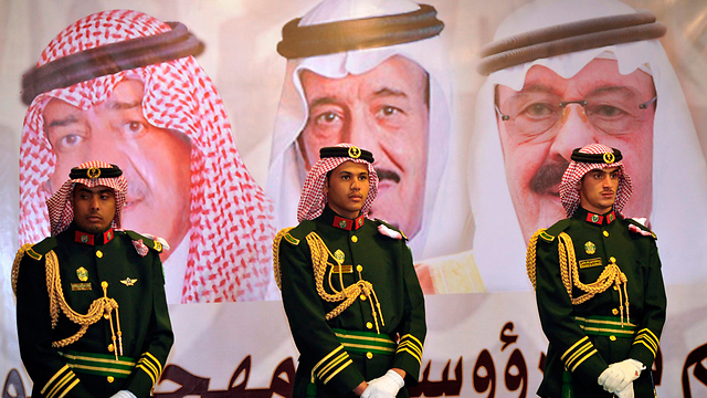 Kingdom mourns passing of king (Photo: Reuters)