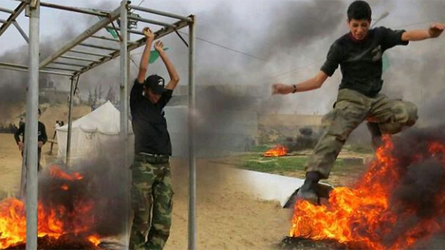 Previous Hamas youth camps