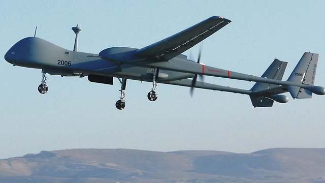 India has bought 6 of these Heron drones