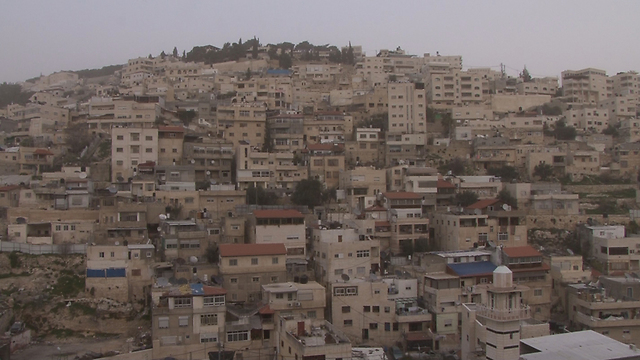 Ongoing tensions in Palestinian neighborhood of Silwan in East Jerusalem (Photo: Eli Mendelbaum) (Photo: Eli Mendelbaum)