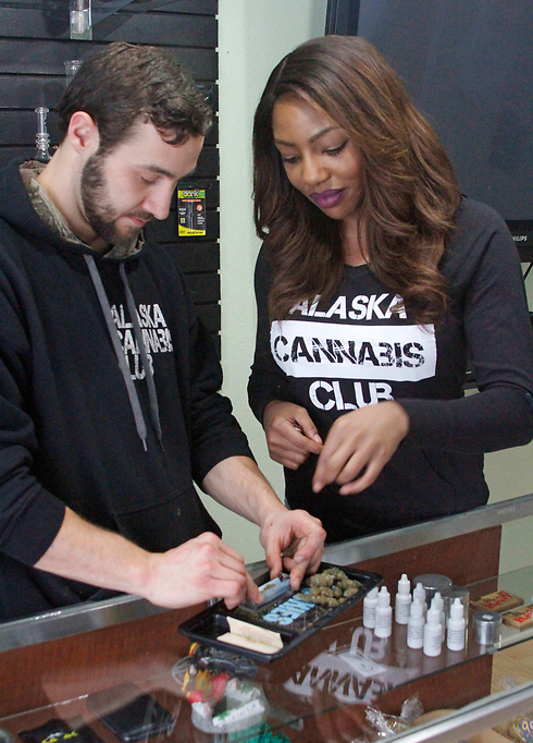 Marijuana made legal in Alaska (Photo: AP)