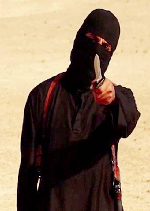 Jihadi John, aka Mohammed Emwazi. What prompted him to become a bloodthirsty monster? (Photo: AFP) (Photo: AFP)