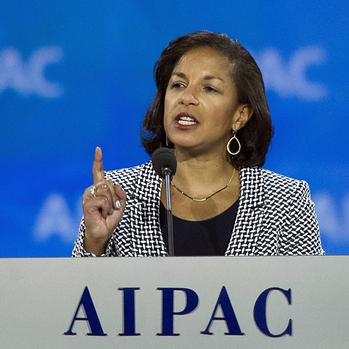 Susan Rice. 'Embodies the mindset that exists in any administration' (Photo: AP)