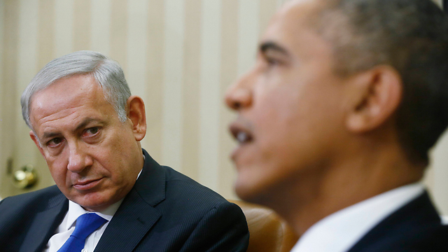 Prime Minister Netanyahu faces many challenges including a crisis in relations with the US. (Photo: AP) (Photo: AP)