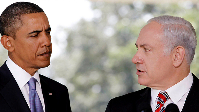 Obama and Netanyahu (Photo: Reuters) (Photo: Reuters)