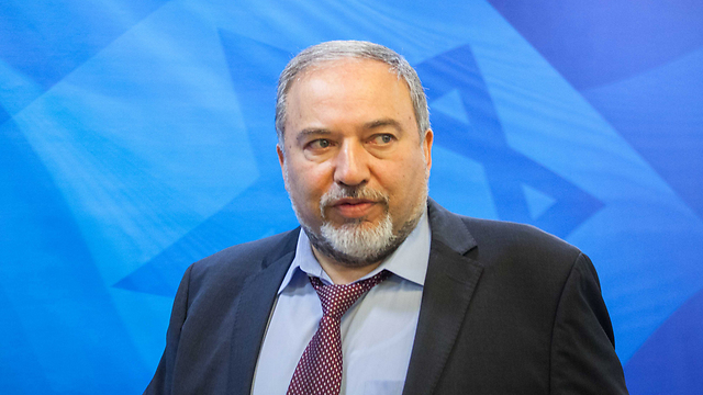 Lieberman is seen as right-wing and hawkish, yet stresses that generosity, as well as cruelty, is needed to tackle the issues facing the Middle East. (Photo: Emil Salman) (Photo: Amil Salman)
