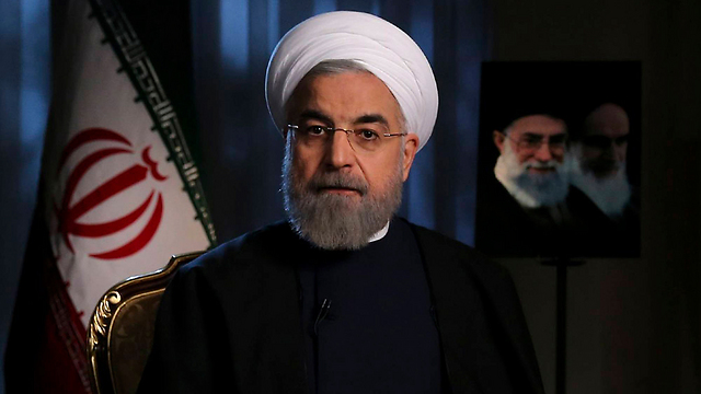 President of Iran Hassan Rouhani (Photo: AP) (Photo: AP)