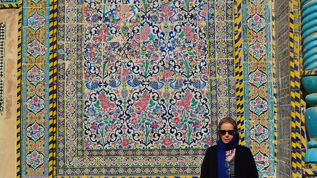 In Shiraz (Photo: Orly Azoulay)