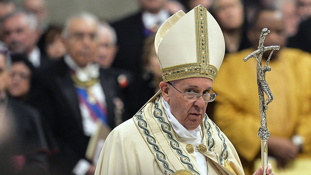 Pope Francis (Photo: AFP)