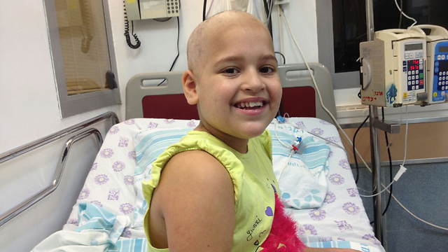 Leone Toporovsky, 11, was diagnosed with leukemia two years ago