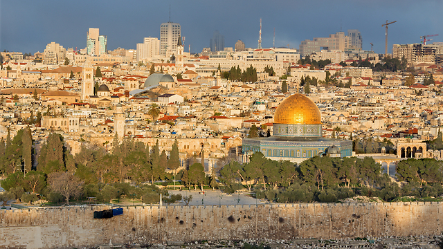 The Old City where calls to prayer can frequently be heard (Photo: shutterstock) (Photo: Shutterstock)