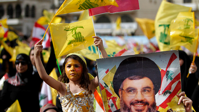Hezbollah supporters in Lebanon. Harsh criticism from outside the organization and the Shiite faction (Photo: Reuters)