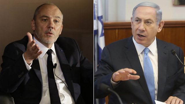 A meeting between Richard and Netanyahu could be in the offing (Photo: AP, Mark Israel)