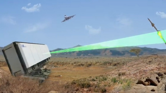 Still from IAI simulation video (Photo: Israel Aerospace Industries)