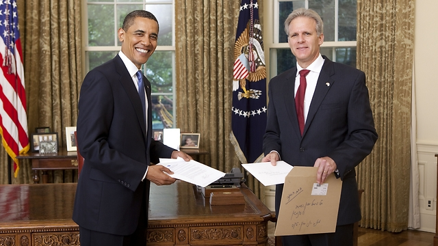 Michael Oren (Photo: Lawrence Jackson) (Photo: Lawrence Jackson)