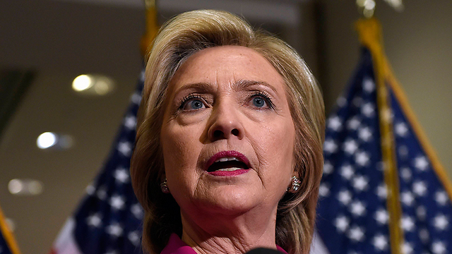 US Democratic presidential candidate Hillary Clinton (Photo: AP)