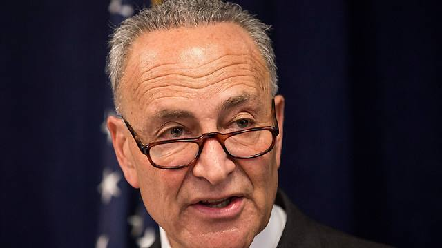 Democratic Senator Chuck Schumer (Photo: AFP) (Photo: AFP)