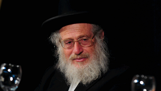 Rabbi Yoel Schwartz (Photo: Yuval Hen)
