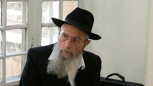Rabbi Yisrael Ariel (Photo: Amit Shavi)