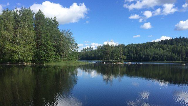A picture of tranquility (Photo: Ofer Petersburg)