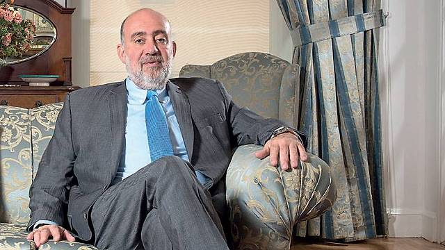 Ron Prosor (Photo: Shahar Azran)