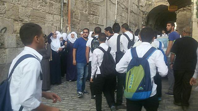 Vists to the Temple Mount resume as scheduled (Photo: Avi Tatarsky)