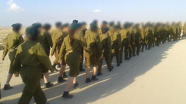Recording breaking numbers of religious-Zionist women enlisting