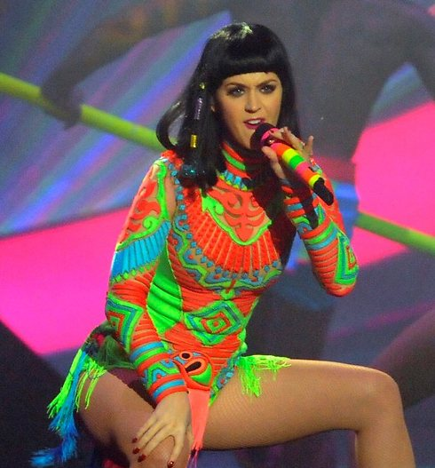 Katy Perry. Wouldn't cover her costs (Photo: AP)