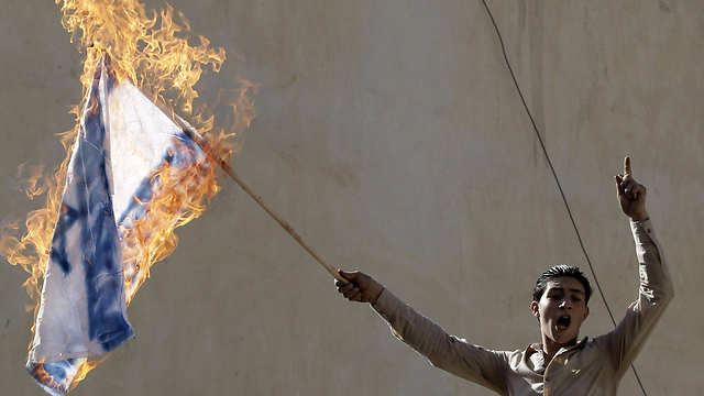 For Israel, making peace with Muslim nations is a diplomatic achievement. For Muslim nations, accepting Zionism concedes the precedence of Judaism over Islam (Photo: AFP)