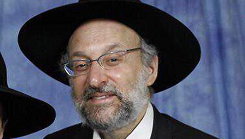 Chaim Yechiel Rothman, who died from his wounds a year after being injured during the Har Nof massacre.