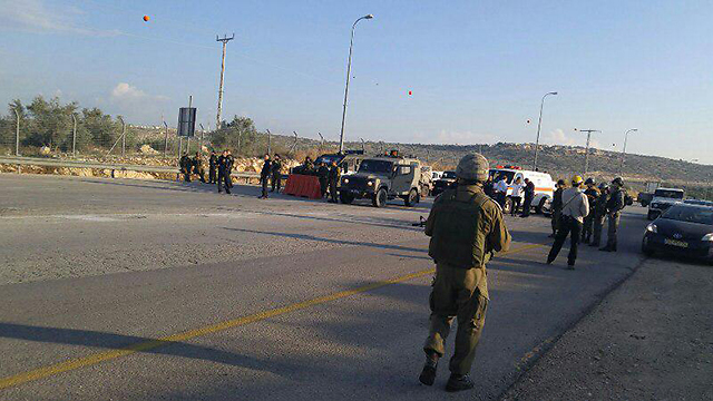 Stabbing attack foiled in the West Bank