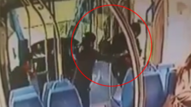 This week's attack on Jerusalem's Light Rail. Despair, frustration and hatred are leading children to grab a knife and kill or try to kill a Jew