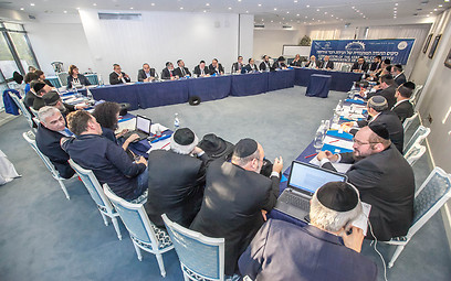CER meeting in Athens (Photo: Eli Itkin)