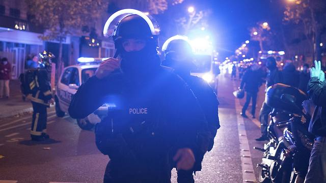 French Police active in the city. (Photo: AP)