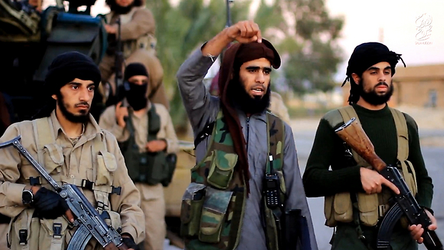 ISIS fighters. 'From the moment it learned of the Paris attacks, the Right's propaganda machine has been working ceaselessly. The message is simple and clear: The terror is the same terror, the Arabs are the same Arabs'