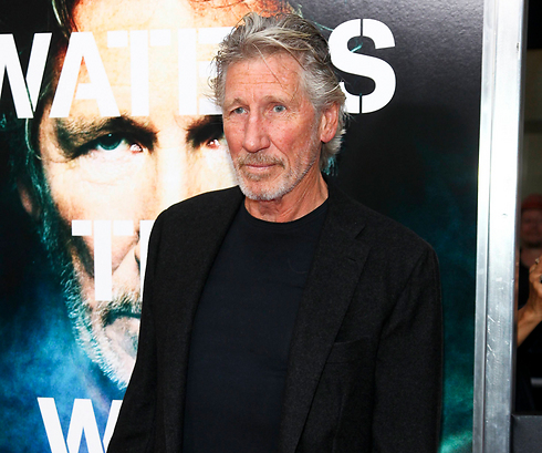 Roger Waters. Leading the cultural boycott (Photo: AP)