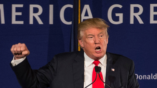 Donald Trump. May still become president of the world's biggest power (Photo: AFP)