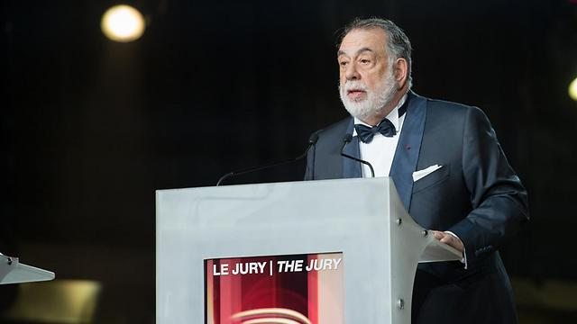 Francis Ford Coppola at the 15th Marrakech International Film Festival (Photo: Getty Images)