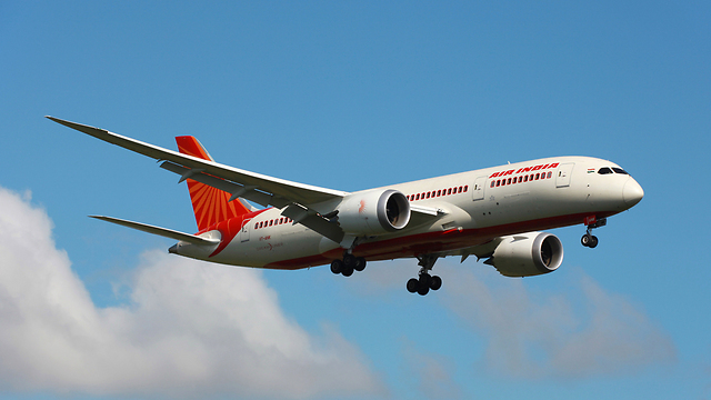 Air India (Photo: Shutterstock)