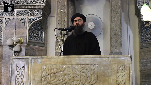 ISIS leader Baghdadi (Photo: AFP/HO/Al-Furqan Media)