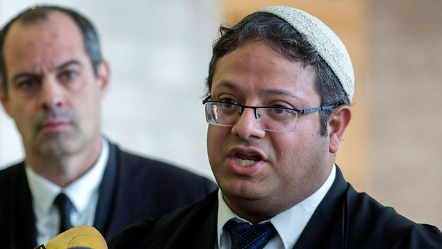Gopstein's attorney Ben-Gvir said he believes that if indicted, his client will be acquitted (Photo: EPA)