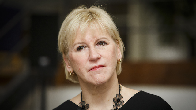 Swedish Foreign Minister Margot Wallstrom (Photo: Gettyimages) (Photo: Getty Images)