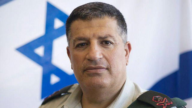 Major General Yoav Mordechai (Photo: IDF) (Photo: IDF Spokesperson's Unit)