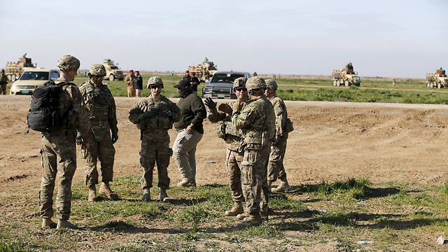 American soldiers in Iraq (Photo: Reuters)