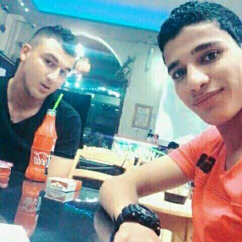 Two terrorists who carried out an attack at the Damascus Gate. Support is waning. (Photo:  )