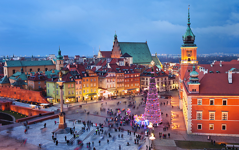 The City of Warsaw (Photo: Shutterstock)
