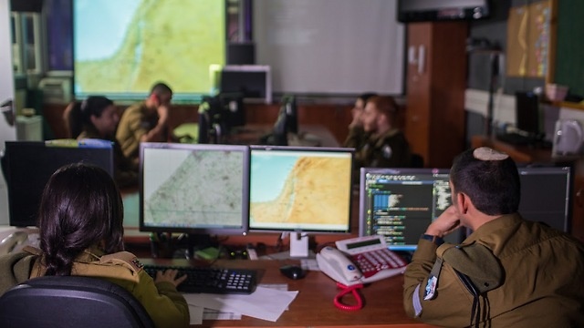 The IDF is reshaping the face of its cyber defense efforts. (Archive Photo: IDF Spokesperson) (Photo: IDF Spokesperson's Unit)