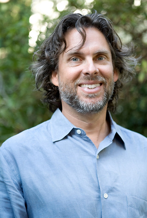 American author Michael Chabon, Photo Credit:Jennifer Chaney