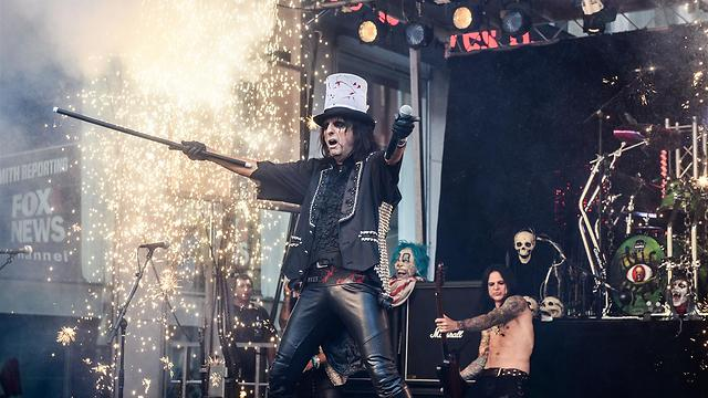 Alice Cooper heading to Israel (Photo: GettyImages)